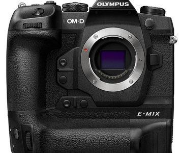 OLYMPUS M-1X